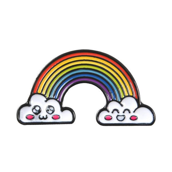 Rainbow Pins Galore