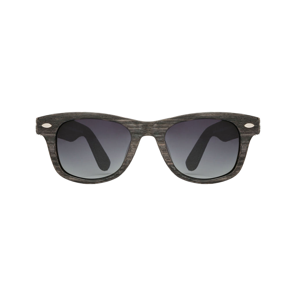 DTLA Wayfarer (Black Wood Acetate)