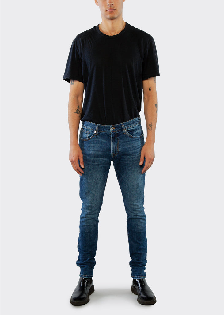Skinny Fit Jean - Denim Blue