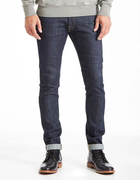 Skinny - The Griff (INDIGO RAW) (SELVAGE)