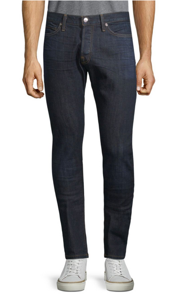 Raw Cone Mills Stretch Jeans