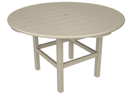 "Polywood RKT38SA 38"" Kids Dining Table Sand Finish - PolyFurnitureStore - 1"