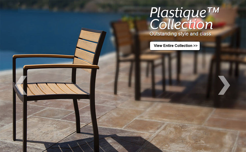 Polywood Plastique Collection