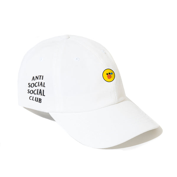 LINE FRIENDS | ASSC SALLY WHITE CAP