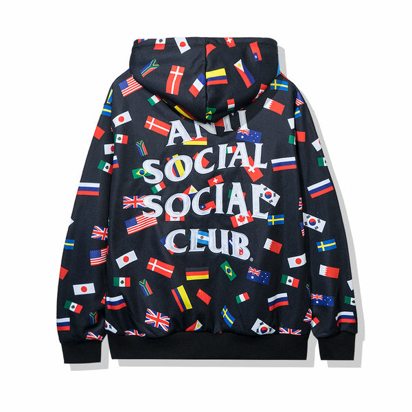 Orlando All Over Flag Hoodie