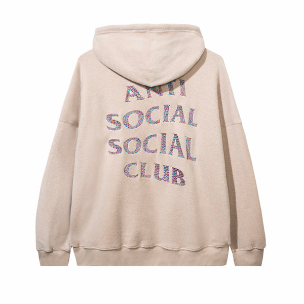 Out Of Touch Oatmeal Hoodie