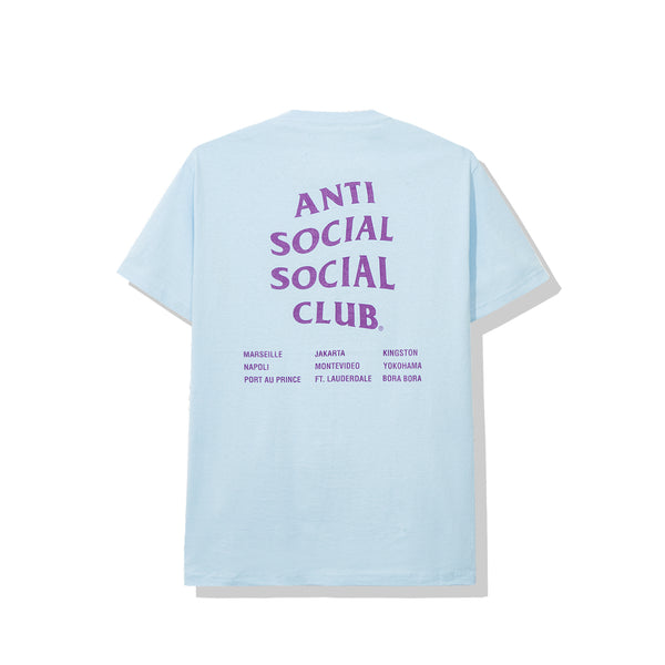 Club Med Blue Tee