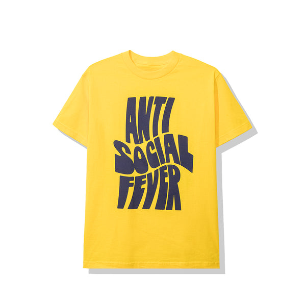 Chatsworth Yellow Tee