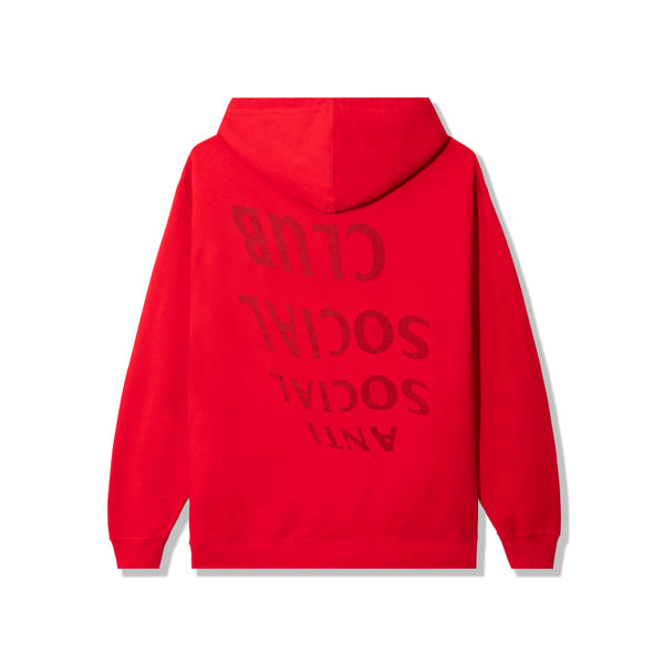 After I Met You Red Hoodie