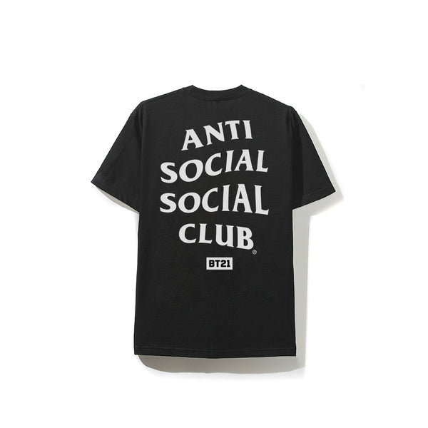 BT21 | ASSC What You Need Black Tee