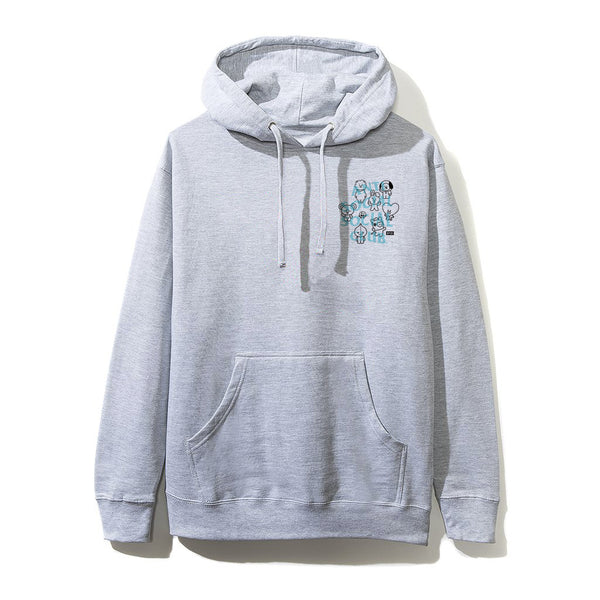BT21 | ASSC Traceable Grey Hoodie
