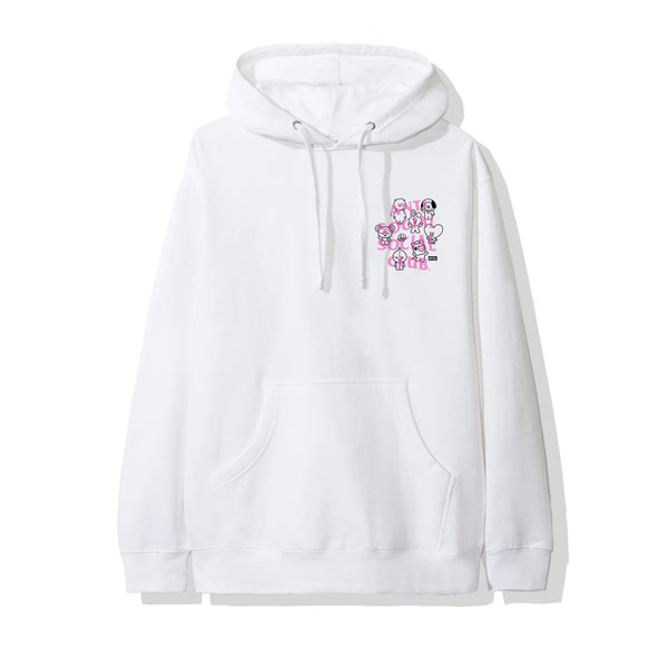 BT21 | ASSC Traceable White Hoodie