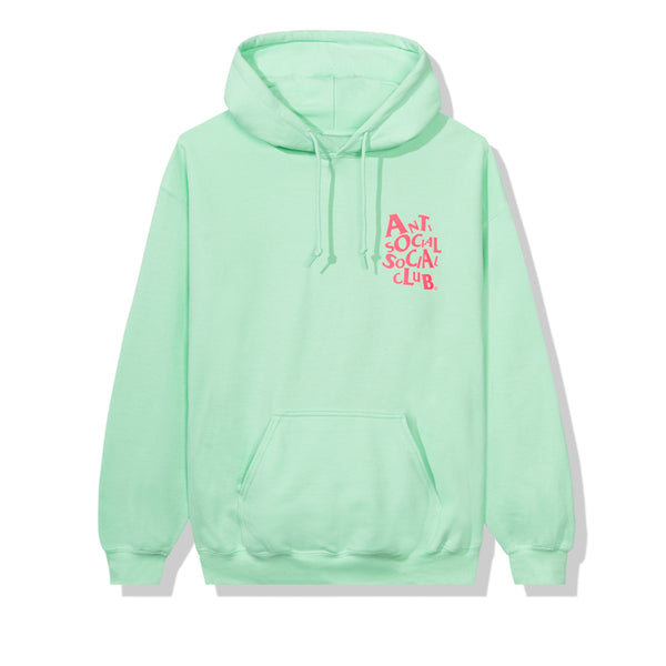 Complicated Green Hoodie