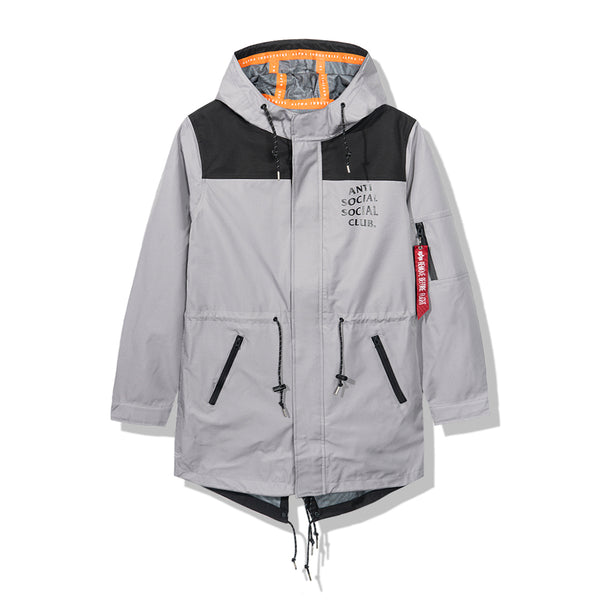Salmon Alpha Jacket