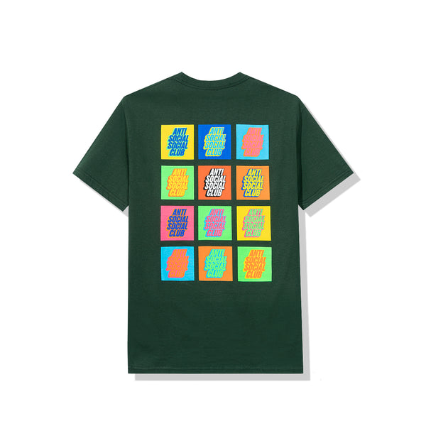 Art Girl Green Tee