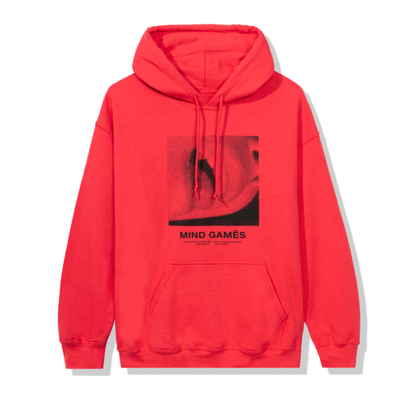 Open Minded Paprika Hoodie