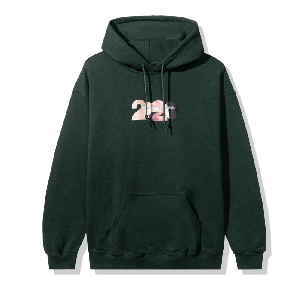 Mouthful Green Hoodie
