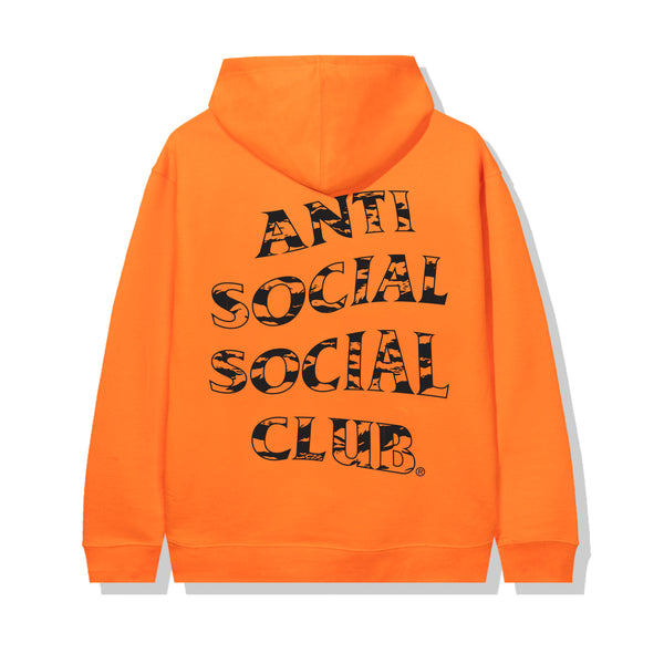 Country Orange Hoodie