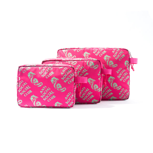Garden Grove Pink Bag Set