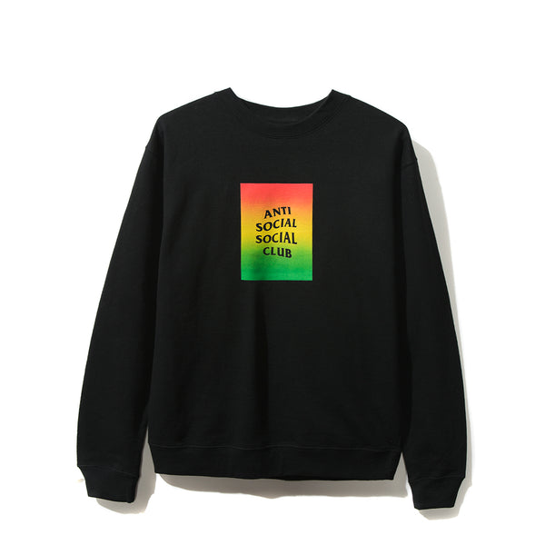 Kingston Black Crewneck