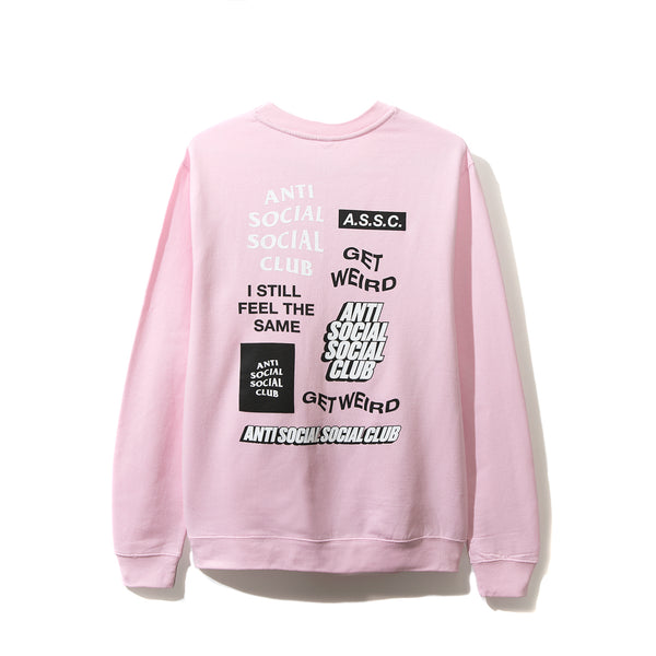 Bukake Pink Long Sleeve Tee
