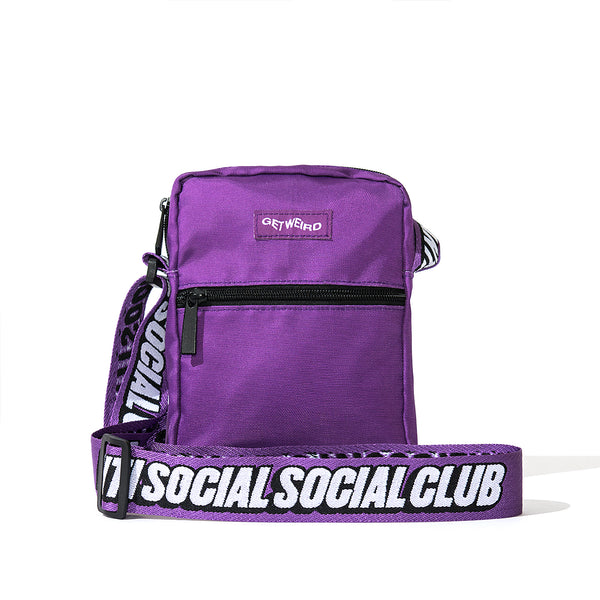 ASSC Purple Side Bag