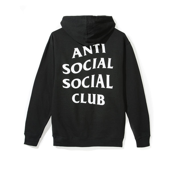 Over Time Black Hoody
