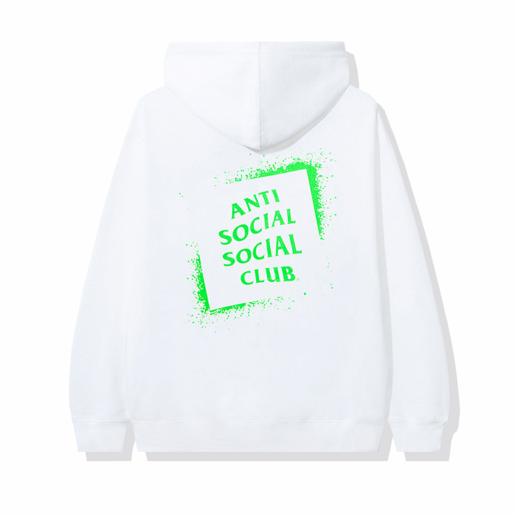 Toy White Hoodie