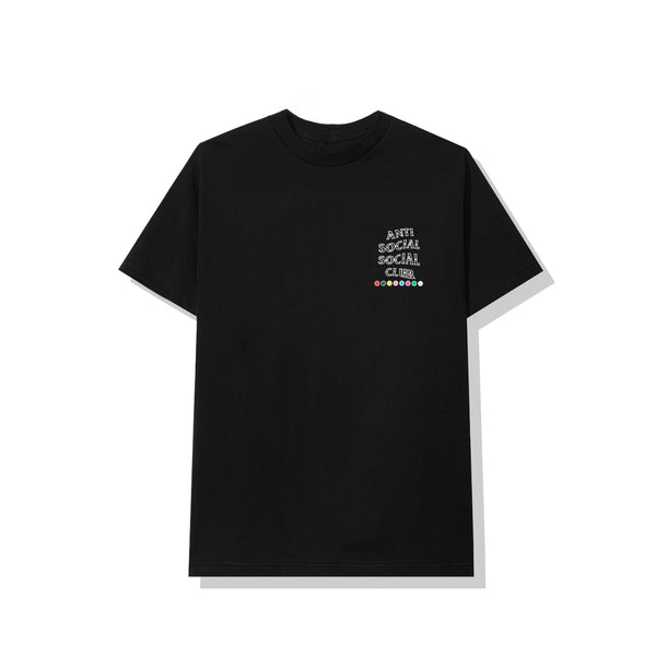 Up To You Black Tee