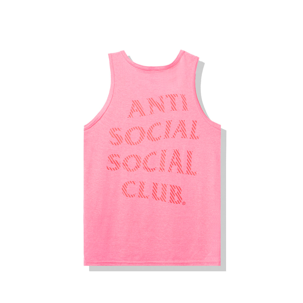 Goodbye Summer Pink Tank