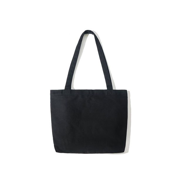 Legroom Black Tote