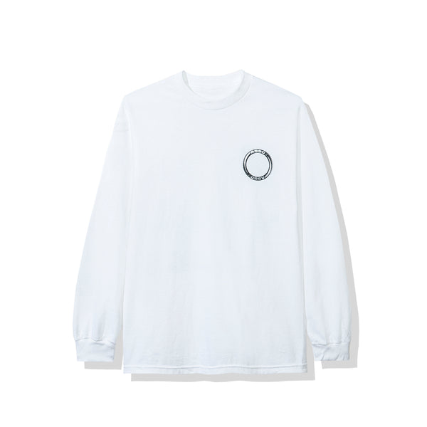 Trofeo White Long Sleeve Tee