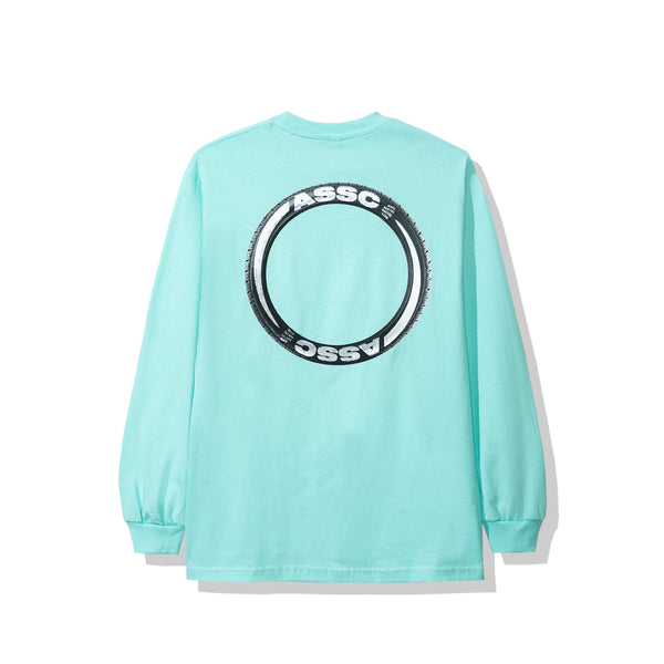 Trofeo Mint Long Sleeve Tee