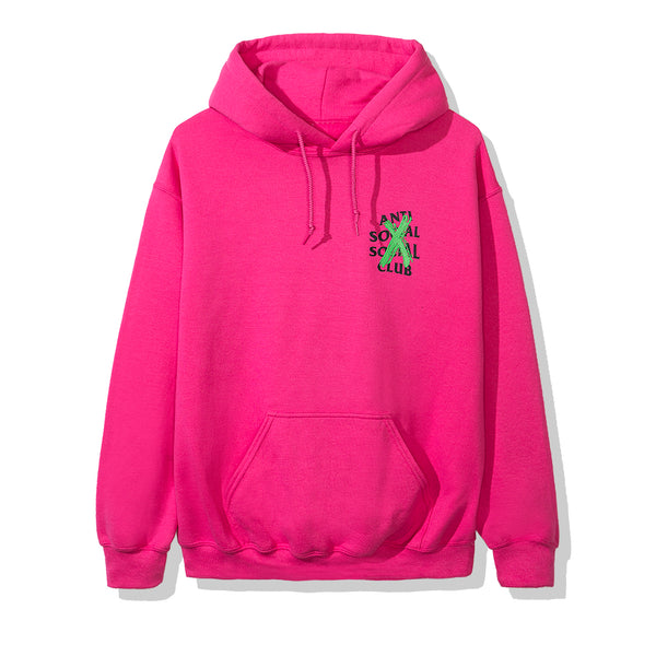 Cancelled Remix Pink Hoodie