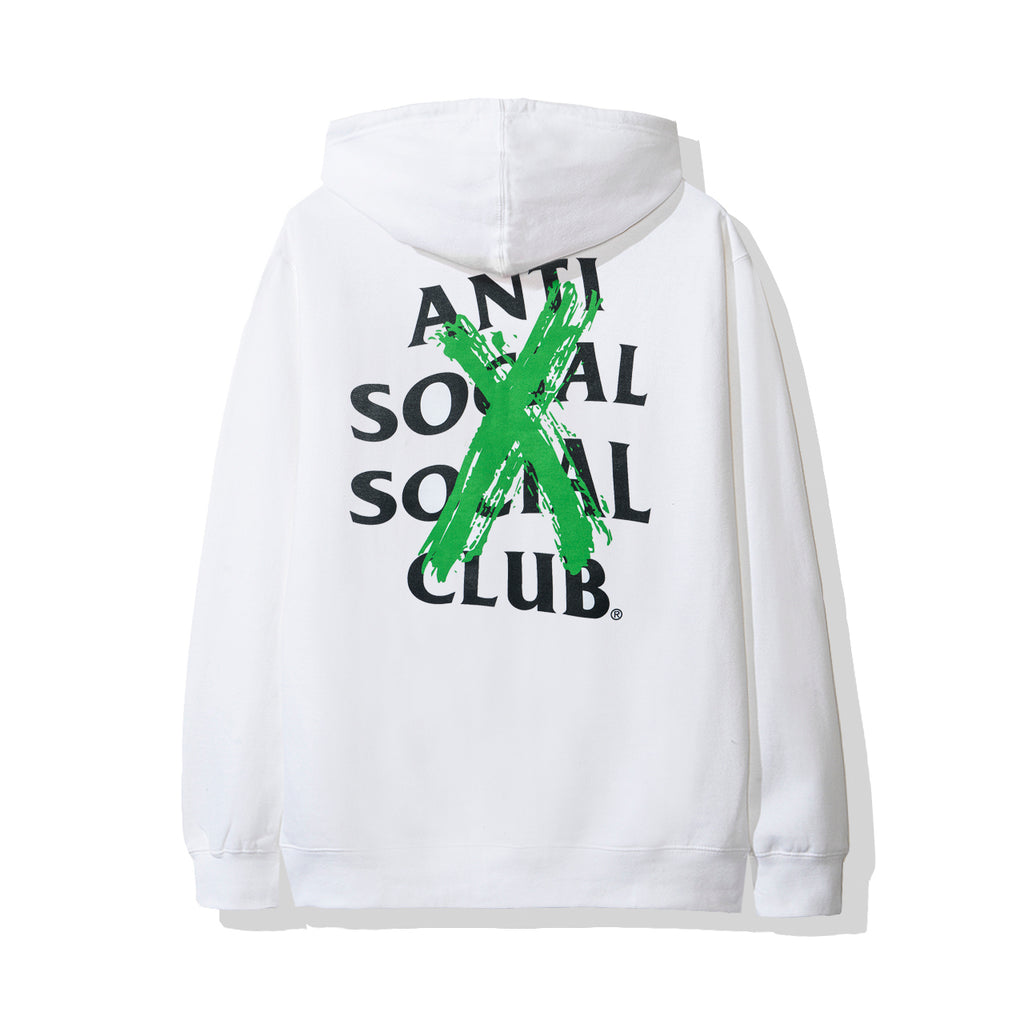 Cancelled Remix White Hoodie