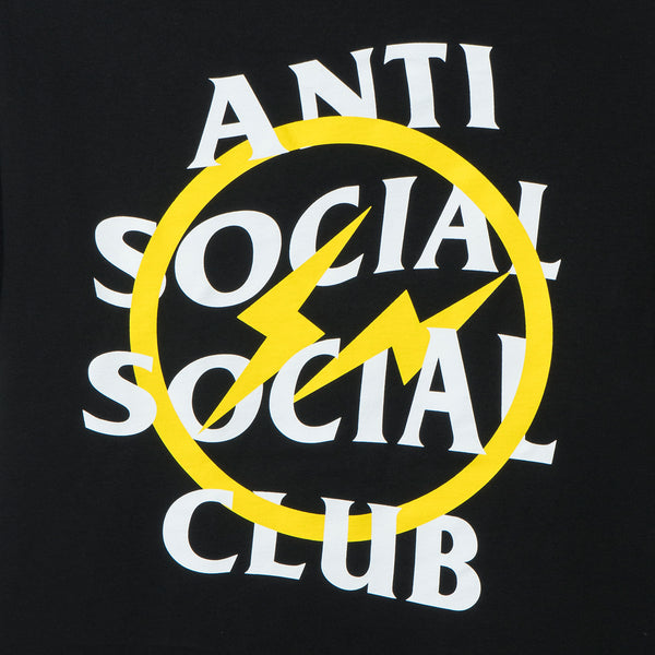 Fragment x Assc Yellow Bolt Tee