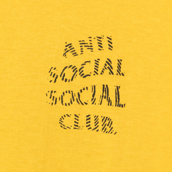 Misprint Yellow Tee