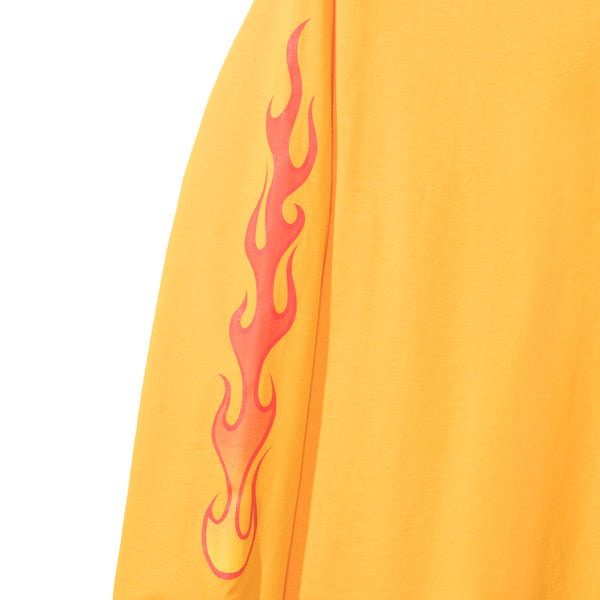 Firebird Yellow Long Sleeve Tee