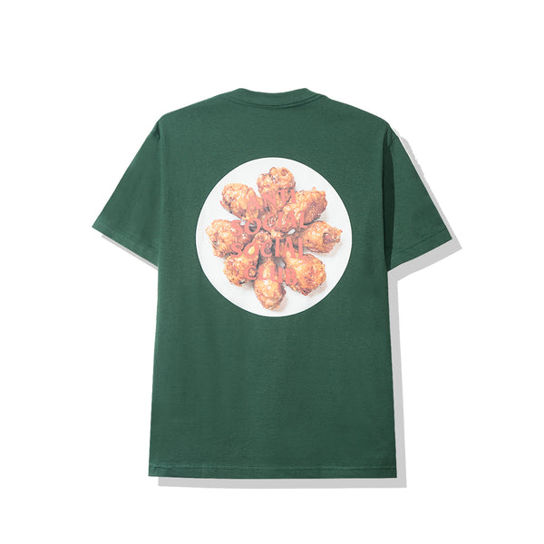 Double Fried Green Tee