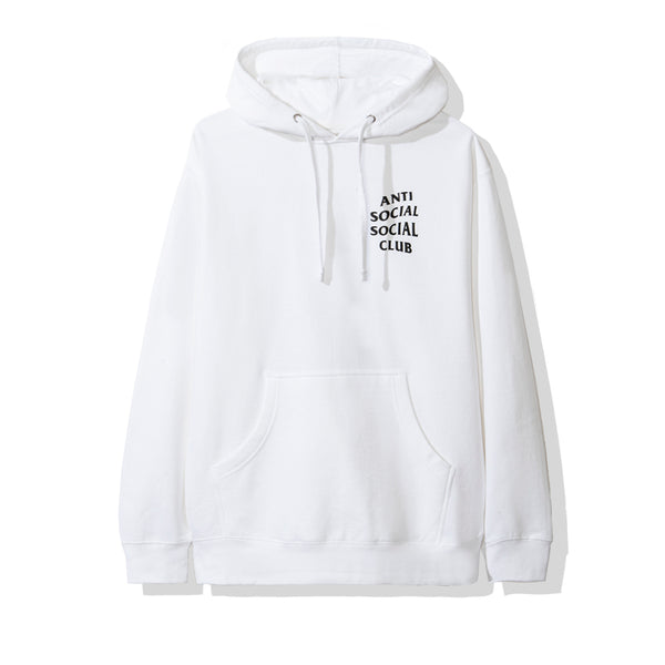 Smells Bad White Hoodie