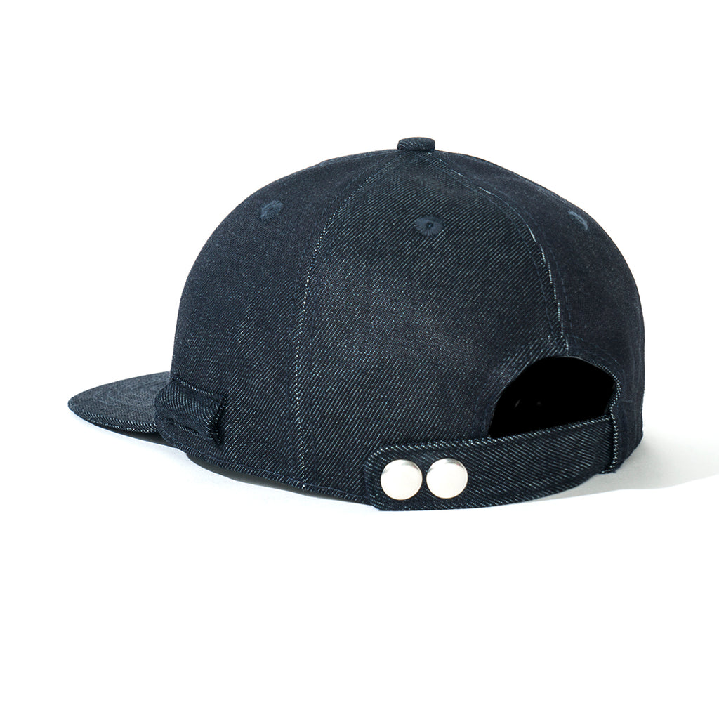 Nicotine Denim Cap