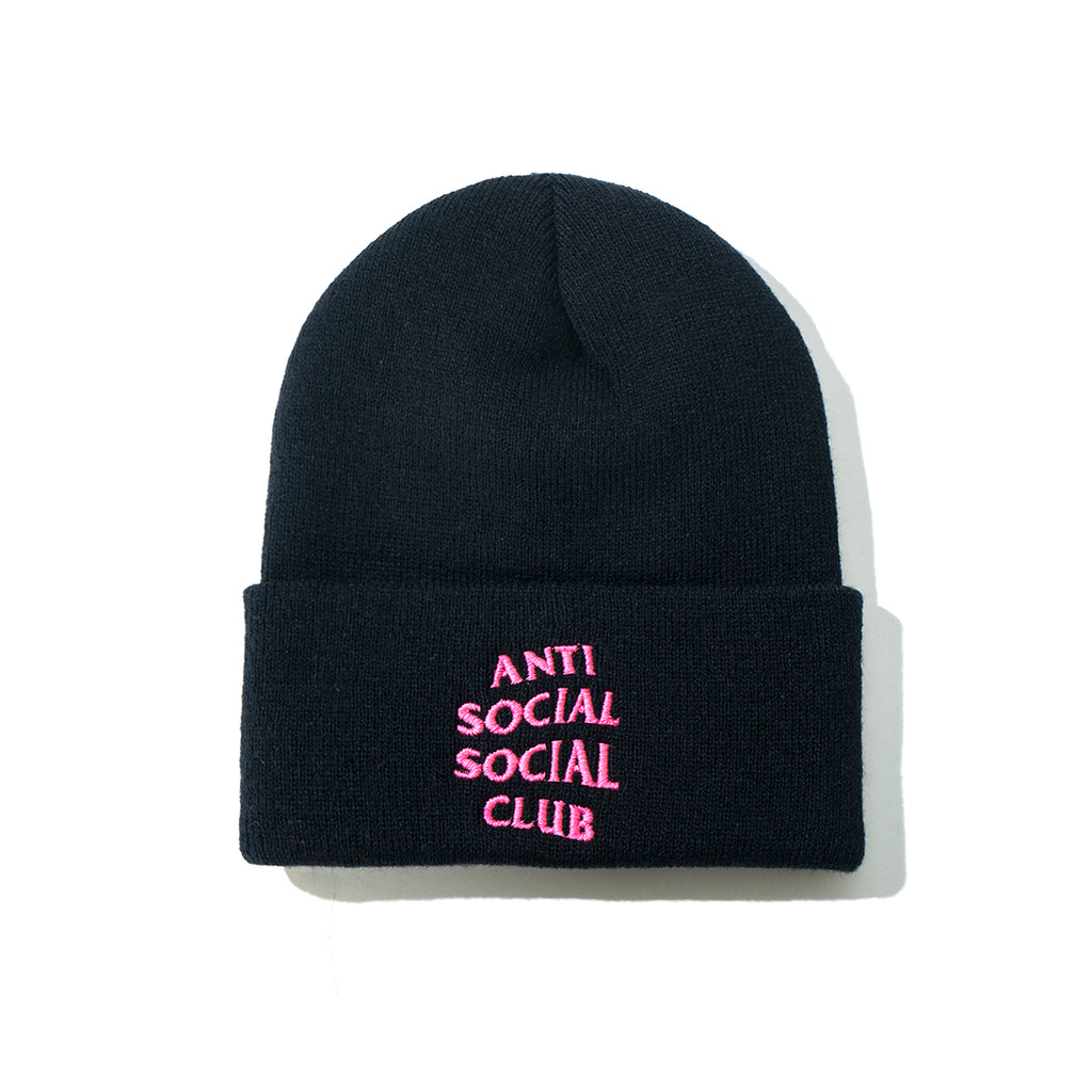 Mr. Bean Black Knit Cap