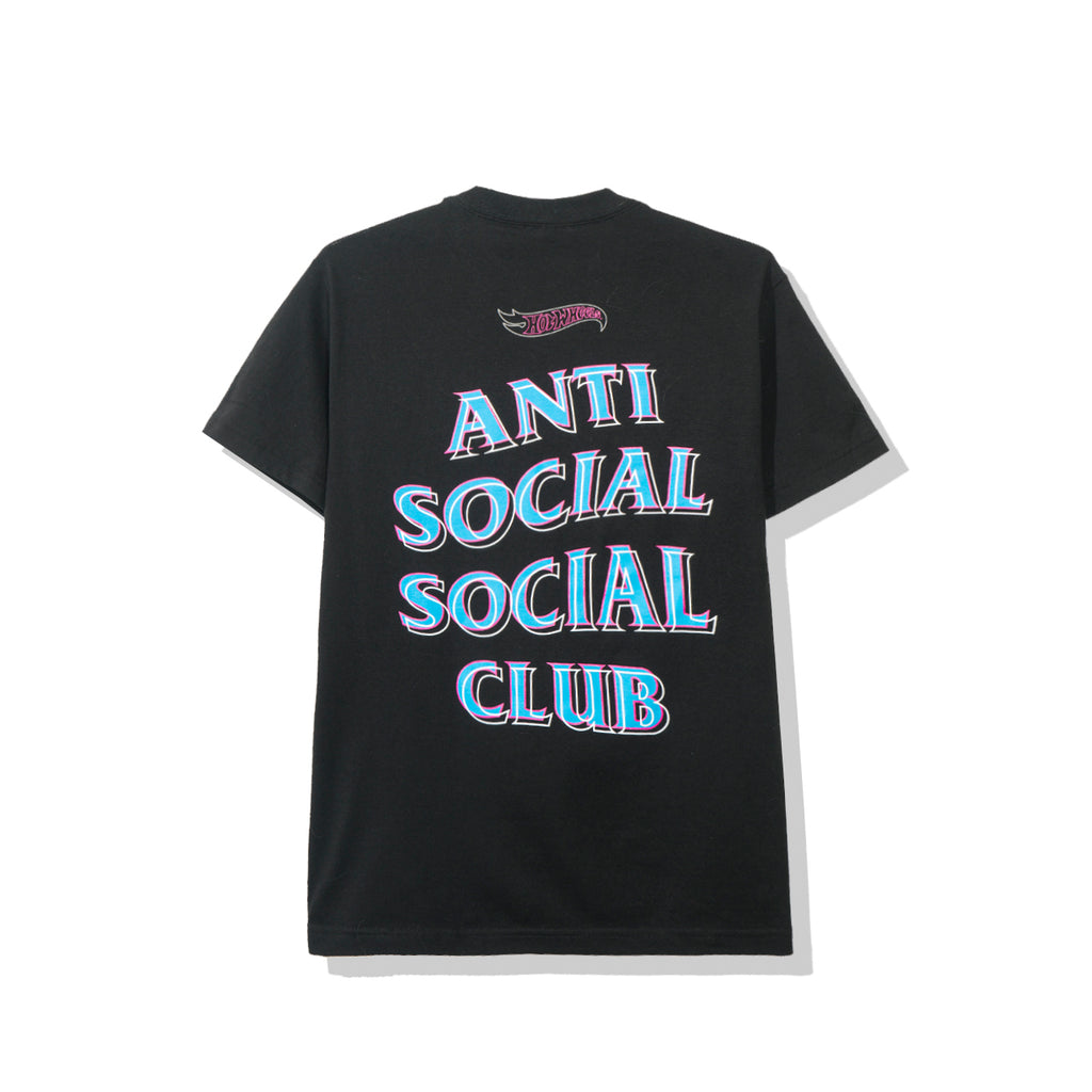 Hot Wheels | ASSC Black Tee