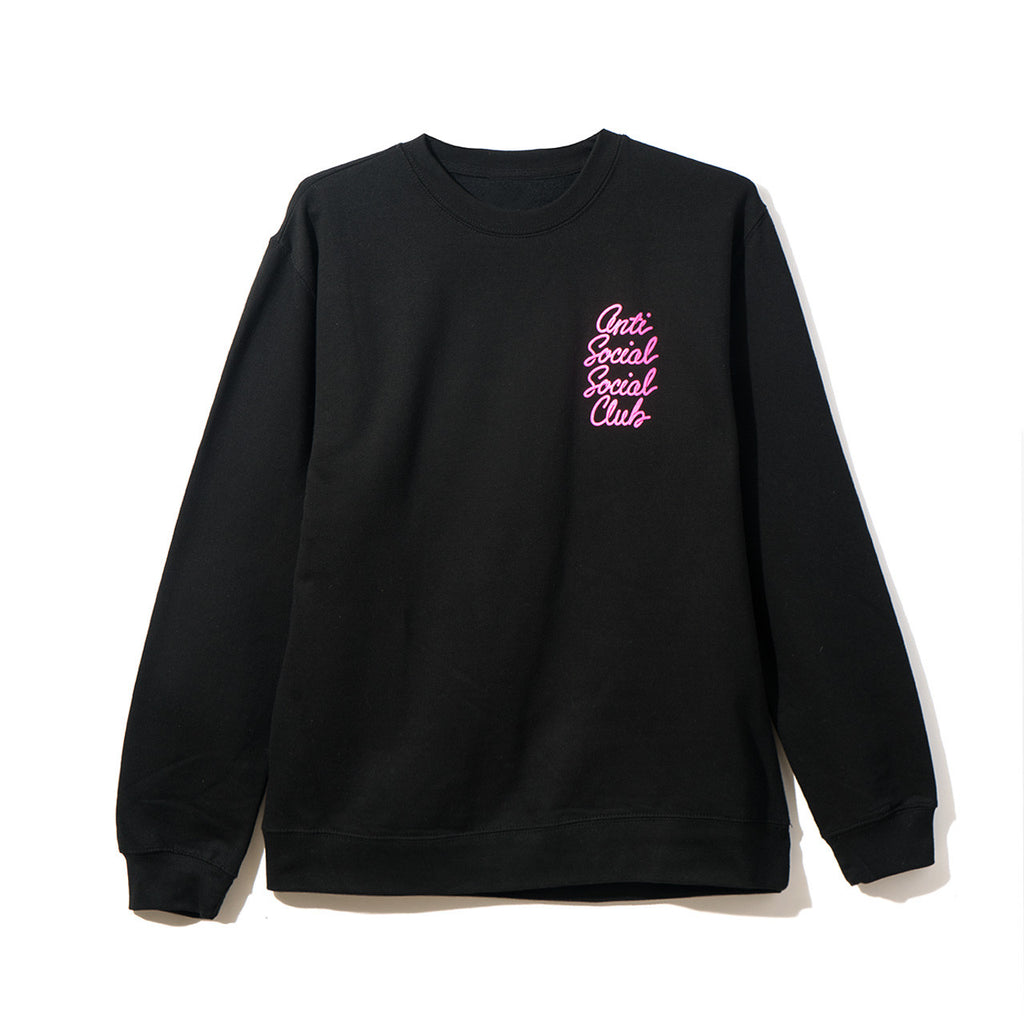 Options Black Crewneck