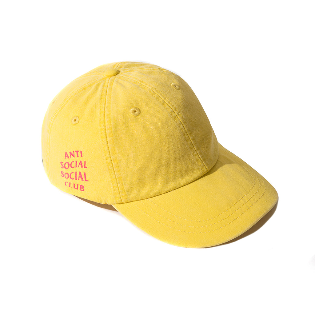 Lemon Pig Cap