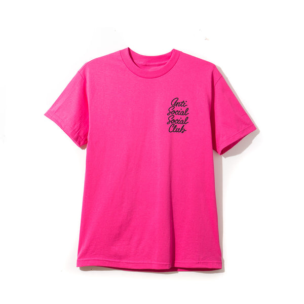 Options Hot Pink Tee