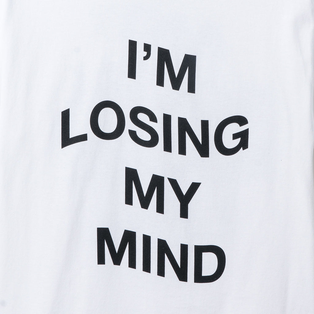 i m losing my mind tee antisocialsocialclub