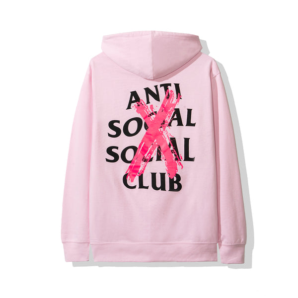 Cancelled Pink Hoodie