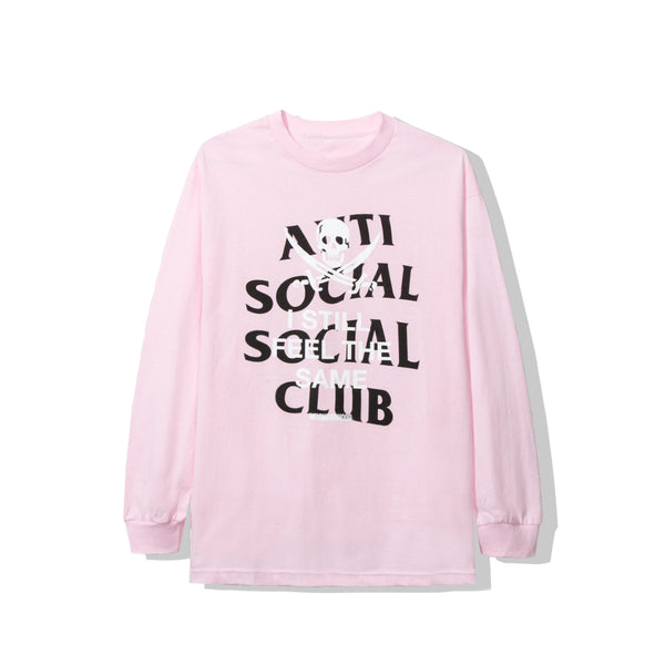 Black Jack Pink Long Sleeve Tee