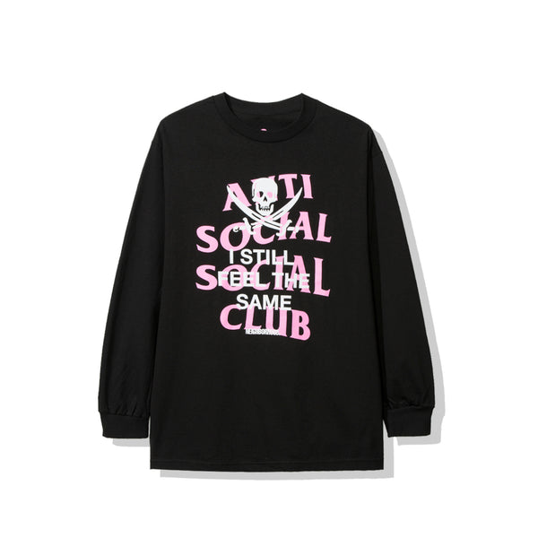 Black Jack Black Long Sleeve Tee